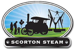 Scorton Steam's Logo