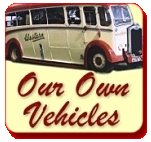 our own vehicles