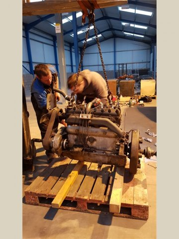 C20 Engine Overhaul