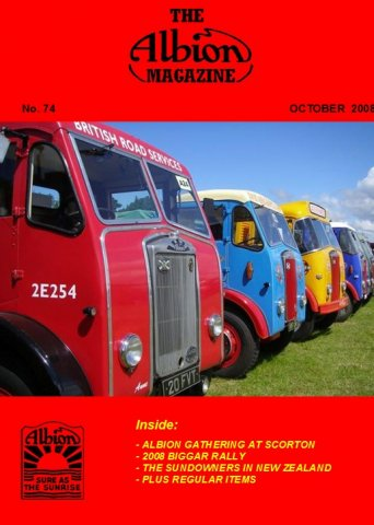 Issue 74 - October 2008
