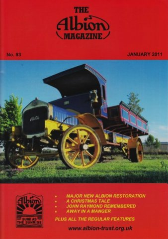 Issue 83 - January 2011