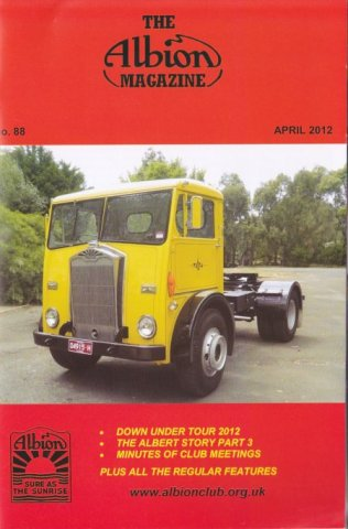 Issue 88 April 2012